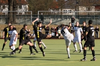 Ein Tor mit der Brechstange erzielen wollen, Tennis Borussia Berlin zu Gast beim Berliner SC