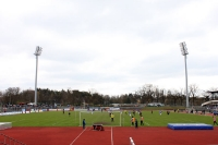 Berliner Mommsenstadion / Tennis Borussia Berlin