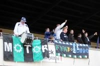 SV Blau Weiss Berlin (mit Motor Eberswalde befreundet) zu Gast bei Tebe