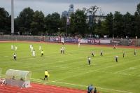 SV Blau Weiss Berlin zu Gast bei Tebe, 07.09.2012