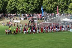 SV Lichtenberg 47 vs. Tennis Borussia Berlin