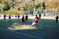 Tennis Borussia Berlin beim 1. FC Wilmersdorf