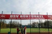 Tennis Borussia Berlin beim BSV Hürtürkel