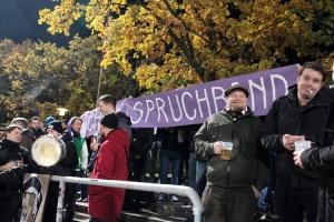 Tennis Borussia Berlin vs. 1. FC Frankfurt