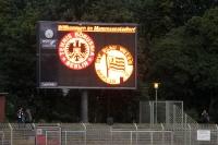 Wiedersehen nach 25 Jahren: Tebe gegen SV Blau Weiss Berlin