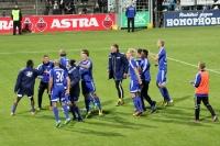 TSG Neustrelitz feiert Tabellenführung und Sieg in Babelsberg