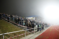 TSG Neustrelitz vs. BFC Dynamo im Nebel
