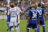 TSG Neustrelitz vs. FC Carl Zeiss Jena, 07. August 2013