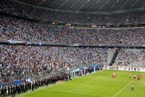 Abstieg des TSV 1860 München vs. VfB Stuttgart