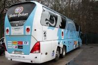 Mannschaftsbus des TSV 1860 München, Saison 2011/12