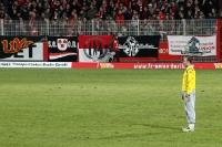 Torhüter Gabor Kiraly im Trikot des TSV 1860 München und mit der berühmten grauen Jogginghose