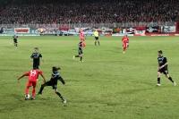 Der TSV 1860 München zu Gast beim 1. FC Union Berlin, die Löwen packen mit 1:0 zu ...