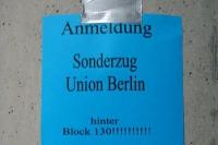 Sonderzug für 1860-Fans nach Berlin
