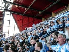 SSV Jahn Regensburg vs. TSV 1860 München