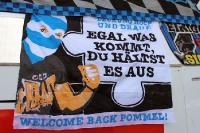 TSV 1860 München beim 1. FC Heidenheim