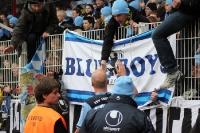 TSV 1860 München feiert das Remis bei Union Berlin