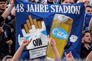 TSV 1860 München feiert Sieg gegen Schweinfurt 05