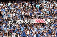 TSV 1860 München vs. 1. FC Kaiserslautern
