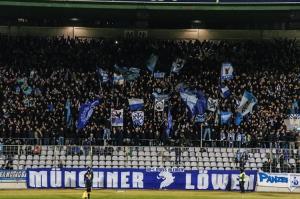 TSV 1860 München vs. BSG Chemie Leipzig