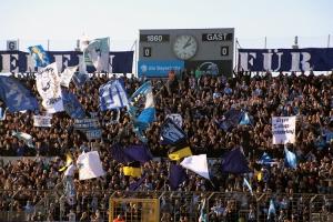 TSV 1860 München vs. Hallescher FC