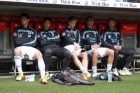 TSV 1860 München vs. KSC, 0:3