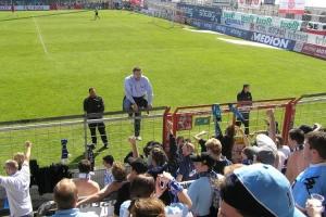 Zeitreise: RWE vs. 1860 München (2007)