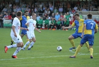 Freundschaftsspiel TuS Celle FC vs. Hannover 96, 0:8