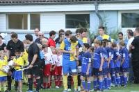 TuS Celle FC vs. Hannover 96, Günther Volker Stadion