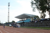 Frankfurter FC Viktoria 91 - FC Stahl Brandenburg (Brandenburgliga 2011) im Stadion der Freundschaft
