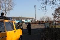 Vor dem brisanten Spiel Frankfurter FC Viktoria 91 - SV Babelsberg 03