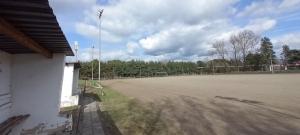 Sportanlagen Waldstraße in Eisenhüttenstadt
