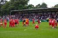 B Jugend des VfB Stuttgart feiert deutsche Meisterschaft