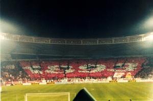Choreo Stuttgart gegen Celtic 2003
