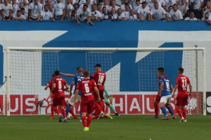 F.C. Hansa Rostock vs. VfB Stuttgart