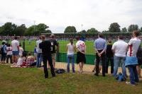 Finale Deutsche Meisterschaft U17 im Amateurstadion von Hertha BSC