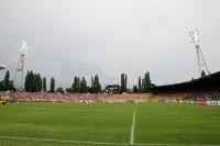 VfB Stuttgart beim BFC Dynamo