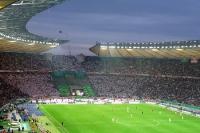 VfB Stuttgart beim DFB-Pokalfinale 2013