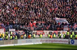 VfB Stuttgart beim KSC