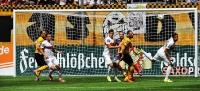 VfB Stuttgart II bei Dynamo Dresden