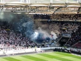 VfB Stuttgart vs. Karlsruher SC