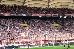 VfB Stuttgart vs. SG Dynamo Dresden