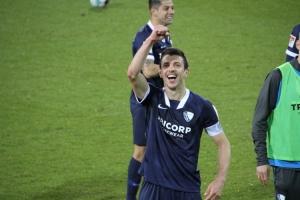 Anthony Losilla FC Heidenheim - VfL Bochum 21-04-2021 Spielszenen