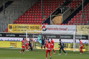 FC Heidenheim - VfL Bochum 21-04-2021 Spielszenen