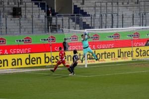 Herbert Bockhorn FC Heidenheim - VfL Bochum 21-04-2021 Spielszenen