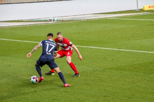 Danny Blum FC Heidenheim - VfL Bochum 21-04-2021 Spielszenen