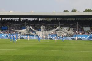 Bochum Choreo 20 Jahre UEFA Cup