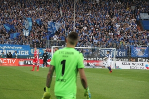 Bochum gegen Union Berlin Spielszenen 19-05-2019