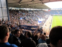 Bochumer Fans Ostkurve gegen Union Berlin