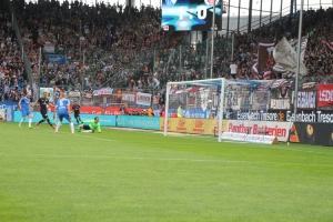 Spielszenen Bochum gegen St. Pauli 21-05-2017