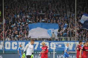 Support Ostkurve gegen FCK 5 April 2017